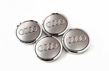 OEM New Set Wheel Center Cap 4B0601170A(69mm) FOR AUDI A3 A4 A6 A8 S4 S6 RS4 RS6