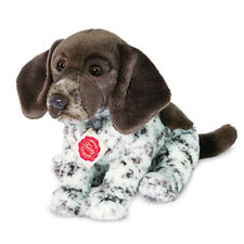 German Shorthaired Pointer soft toy plush dog/puppy - Teddy Hermann - 92709