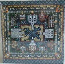 Dowdle Folk Salt Lake St. George  Kirtland Nauvoo Temple Quilt ~ 550 pc Puzzle