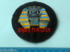PUNK ROCK HEAVY METAL MUSIC SEW ON / IRON ON PATCH:- IRON MAIDEN (a) PHEONIX