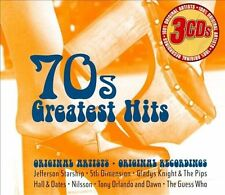 70s Greatest Hits [Box] by Various Artists (CD, Mar-2004, BMG Special Products)