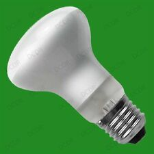 2x 60W R63 Reflector Spot Light Lamp Bulbs ES E27 Screw