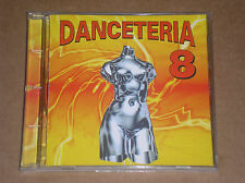DANCETERIA 8 (REEL 2 REAL, CAPPELLA, 49ERS,ICE MC, PRODIGY) - CD