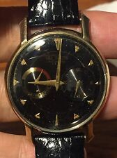 VINTAGE LECOULTRE 497 FUTUREMATIC WATCH  =RUNS