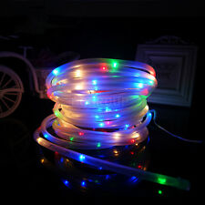 Electric/Solar/Battery Power Operated Outdoor Fairy Lights String 20-100LED Bulb
