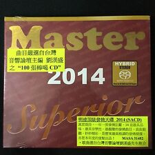 Master Superior 2014 SACD CD NEW Germany Lisa Dillan Kari Bremnes Eddie Higgins
