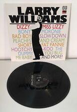 Larry Williams - Dizzy Miss Lizzy - 1985 Vinyl LP Compilation EX+/EX+ Mono