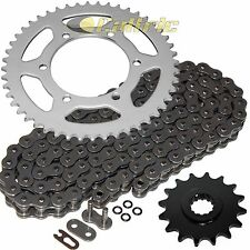 Steel O-Ring Drive Chain & Sprockets Kit Fits YAMAHA R6 YZF-R6 2003 2004 2005