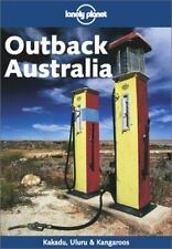 Lonely Planet Outback Australia-ExLibrary