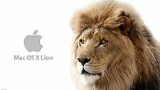 Apple Mac OS X Lion EASY INSTALL/UPGRADE - with Tech Support - USB Flash Drive