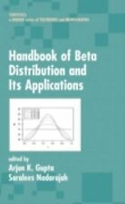 Handbook of Beta Distribution and Its Applications (Statistics:  A Series of Tex