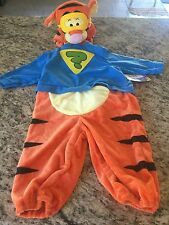My Friends Tigger & Pooh Super Sleuth Costume 12 Months Disney Store Exclusive