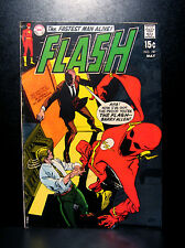 COMICS: DC: The Flash #197 (1970) - RARE (figure/vintage/batman)