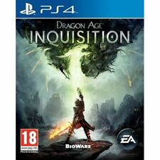 Dragon Age Inquisition  PS4  Playstation 4 Game Brand NEW & SEALED