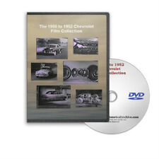 1950 to 1952 Chevrolet Chevy Sales Training Films on DVD - C197