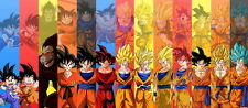 "ken 034 Dragon Ball Super - Fighting Hot Japan Anime 55""x24"" Poster"