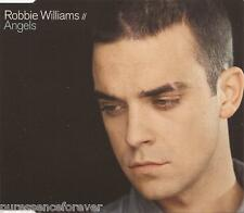ROBBIE WILLIAMS - Angels (UK 3 Track CD Single Pt 1)