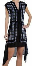 "BCBG NWT ""Rayanne"" Navy Party Dress New XS $248 DOC60A51"