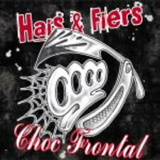 HAIS & FIERS / CHOC FRONTAL – Split LP oi! punk snix