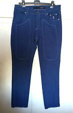Pantaloni uomo JECKERSON blu tg. 36 (50) jeans 5 tasche