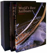 The World's Best Sailboats by Ferenc Máté (2014, Hardcover)