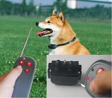 4 IN 1 training collar Remote Pet Training Vibra Electric Shock Collar-CE Dog WT
