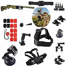GoPro 33 pc Bow Rifle Muzzle Loader Hunting Archery Outdoor Accessory Kit
