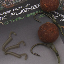 BRAND NEW GARDNER C THRU BLACK POP UP HOOK ALIGNERS EXTRA LARGE FOR CARP FISHING