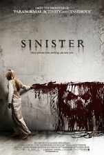 "SINISTER - 11""x17"" Original Promo Movie Poster SDCC 2012 San Diego Comic Con"