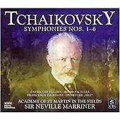 Tchaikovsky - Complete Symphonies, Academy of St Martin in the Fiel, Good Condit