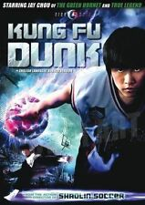Kung Fu Dunk- NEW DVD
