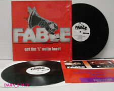"""FABLE: GET THE """"L"""" OUTTA HERE _ DOUBLE LP _ CANADIAN LOUD ROCK 1975 _ NEW SEALED"""