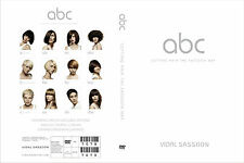ABC CUTTING HAIR THE VIDAL SASSOON WAY EDUCATION 3 DVD. Step by Step Training