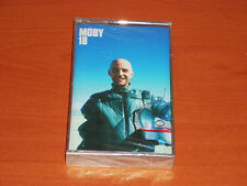 MOBY 18 (2002) Cassette EU SEALED NEW Mute