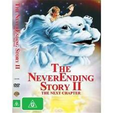THE NEVER-ENDING STORY 2 : NEW DVD