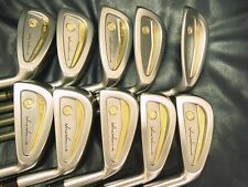 Honma Mens LB606 Cavity golf iron 24K goldline ring 4s pro-special Excellent!