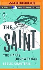 Saint: The Happy Highwayman 21 by Leslie Charteris (2015, MP3 CD, Unabridged)