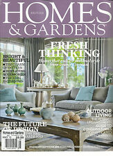 HOMES & GARDENS, MAY, 2013 (FRESH THINKING * OUTDOOR LIVING * BRIGHT & BEAUTIFUL