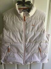 Rebok Pale Pink Down Vest     Size XL