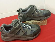 Worx By Red Wing Shoes Men's SIZE  8M Gray Steel Toe Work ASTM F2413-11