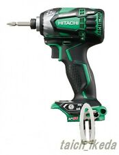 Hitachi Koki 18V cordless impact driver WH18DDL2 (NN) (L) body only Green Japan