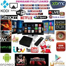 MXQ Smart WiFi TV Box 1080p Full HD Media Center Android 4.4 Quad Core 8GB