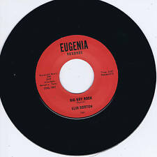 SLIM DORTCH - BIG BOY ROCK (Killer Memphis ROCKABILLY) (NEW Repro - Just Out)