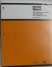 Original CASE Parts Catalog No. B1304 W14 Articulated Loader W/Pod Cab/9119672+