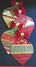 Christmas Placemats quilt pattern by Vickie Clontz of Annie's Keepsakes