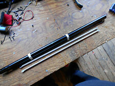 RAPTOR 30 TAIL BOOM C/W PITCH CONTROL ROD & SUPPORTS