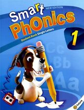 Smart Phonics New Edition Smart Phonics 1 : Student Book Paperback w/CD