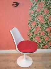 vintage Knoll International Saarinen Tulip Chair Eero Saarinen Stuhl drehbar 1/2