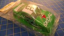Painted 4 inch Stock Car #33 Skoal Bandit 2 1/24 from Mid America Raceway