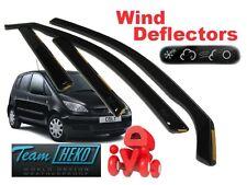 Mitsubishi Colt 2005- 5 Door Wind Deflectors 4 pcs. HEKO (23337)